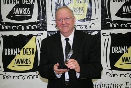 2008 Drama Desk Award Winner for Outstanding Set Design of a Musical: Michael Yeargan (