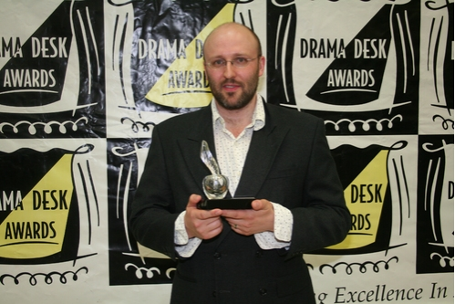 2008 Drama Desk Award Winner for Outstanding Projection and Video Design: Timothy Bird and The Knifedge Creative Network