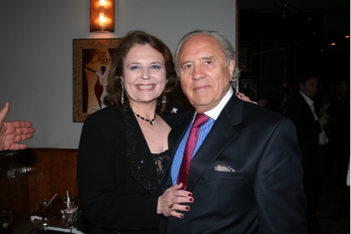 Randie Levine-Miller and Ted Miller