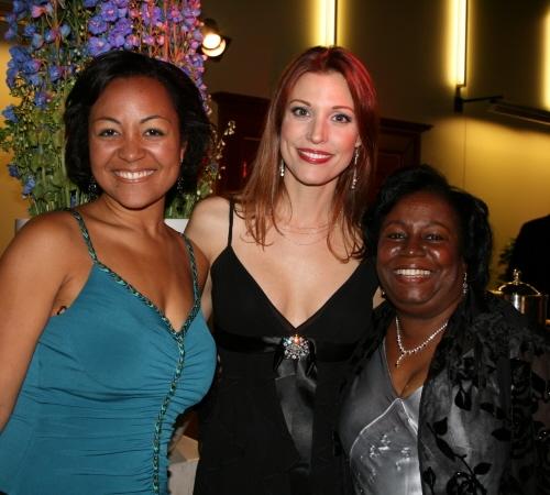 Kami Rushell (cast member), Rachel York, and Dee Crawford (cast member)