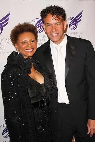 Leslie Uggams and Brian Stokes Mitchell Photo