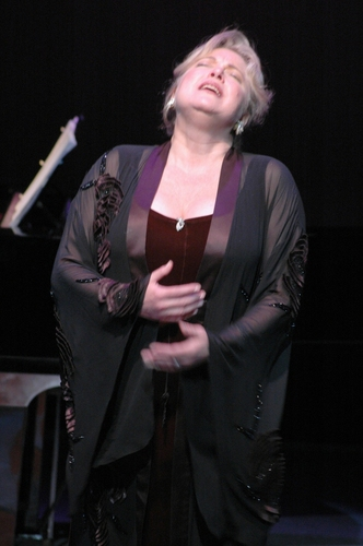 Barbara Brussell at NEO Spotlight Concert Series