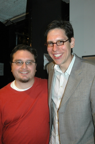 Dan Aquisto and Sammy Buck