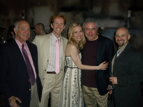 Mike Strunsky (Ira Gershwin Family), Jeffry Denman, Meredith Patterson, Larry Blank and Michael Thomas Holmes