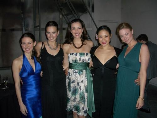 Kristen J. Smith, Alison Levenberg, Erin Crouch, Sae La Chin, and Sara Brians