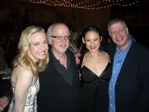 Meredith Patterson, Gerg Boyd, Sae La Chin and Jay Binder