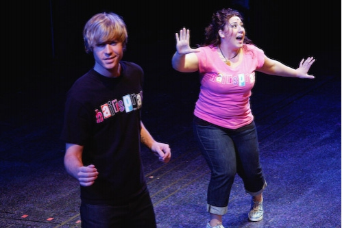 Ashley Parker Angel and Marissa Perry