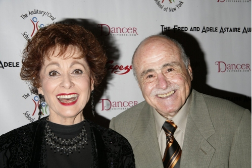 Carol Lawrence and Billy Goldenberg