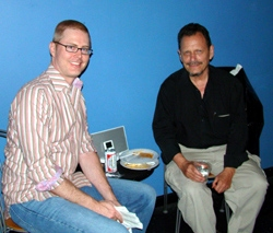 BWT Board Members Chris Kyle and Michael Weller