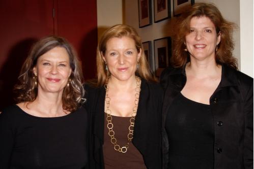JoBeth Williams, Mary McCann, Karen Kohlhaas