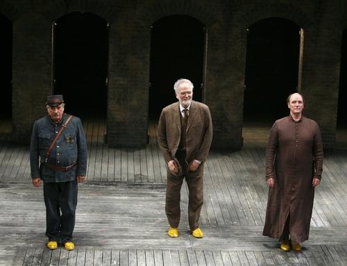 Hal Robinnson, Jerry Lanning, and Michael Hayward-Jones