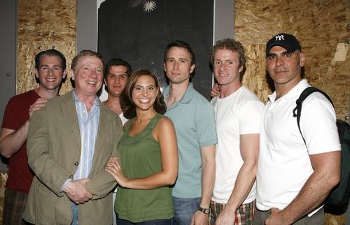 George Hearn and ensemble Matthew Deming, Doug Kreeger, Brianne Moore,