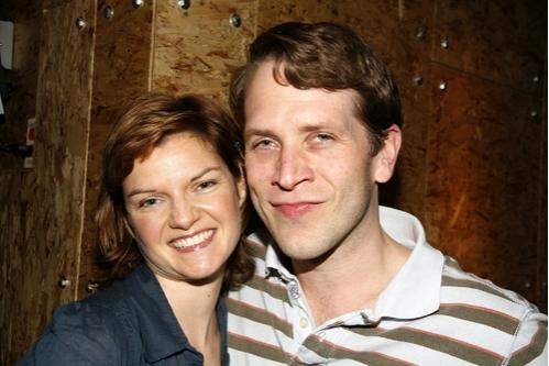 Jeremy Webb and Mary Bacon