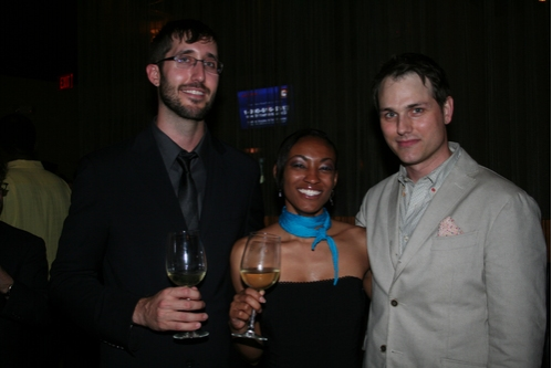 Matthew Hemesath (Costume Designer), Carmenn Renn and Asa Somers