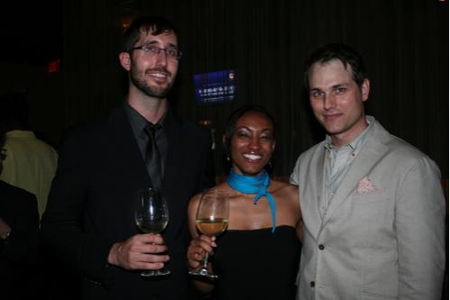 Matthew Hemesath (Costume Designer), Carmenn Renn and Asa Somers