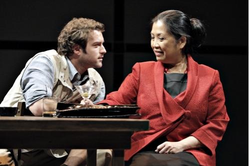 Peter Christian Hansen and Mia Katigbak