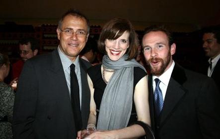 Mark Pinter, Lori Funk, and Brad Fraizer