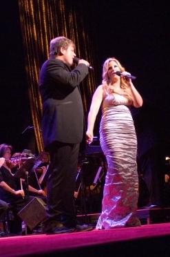 Rob Evan and Trisha Yearwood