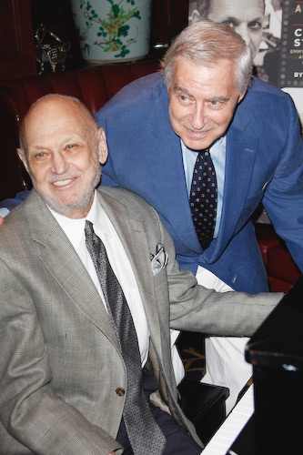 Charles Strouse, Lee Adams Photo