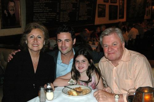 Rita von Essen,Max von Essen, his niece Rita, and Thomas von Essen