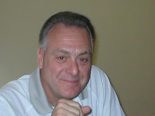 Playwright Vincent Gogliormella