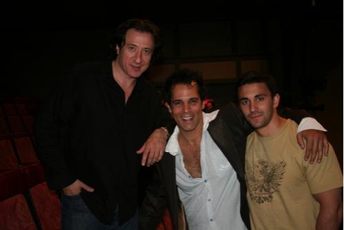 Federico Castelluccio, Joe Maruzzo and Jason Cerbone