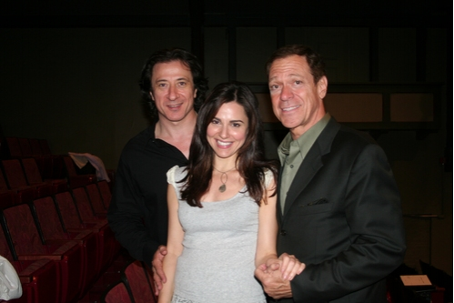 Federico Castelluccio,Cara Buono and Joe Piscopo