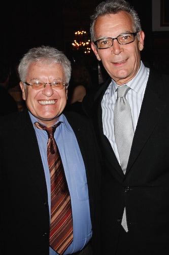 Jerry Zaks and Jerry Saviola