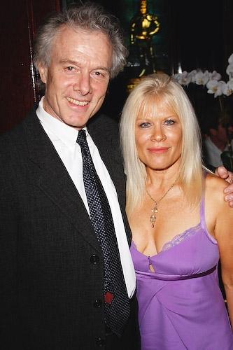William Carden (Artistic Director, Ensemble Studio Theatre) and Ilene Kristen