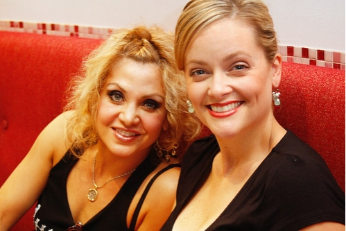 Orfeh and Gaelan Gilliland