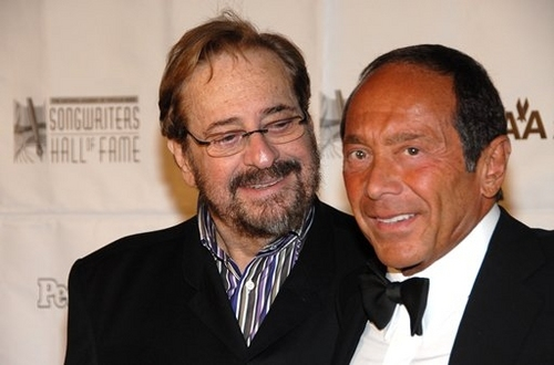 Phil Ramone and Paul Anka