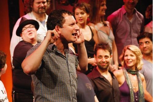 Dan Lipton prepares The Broadway Symphony