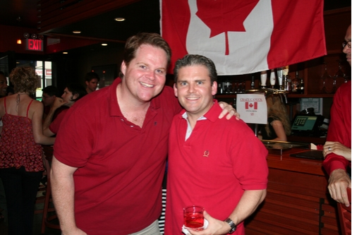 Photo Coverage: Canada Day 2008