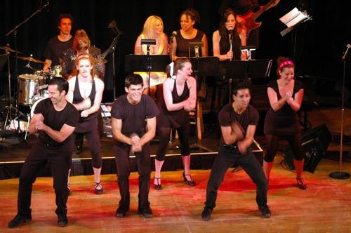 The Radio Broadway Dancers-Elizabeth Daniels, Daniel Gutierrez, Bryan Jarrett, Patrick O,Neill, Melanie Waldron, Tracey Zimmerman