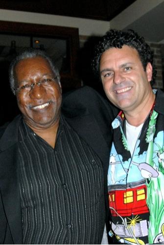 George Merritt and Raymond Jaramillo McLeod