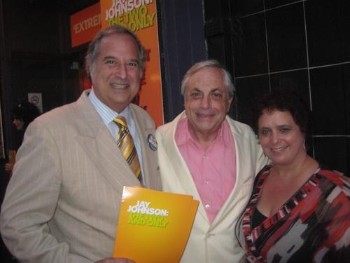 Stewart F. Lane, Max Witzenhoffer and Nica Burns