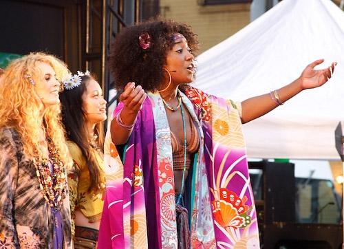 Patina Renea Miller, Kacie Sheik and Kaitlin Kiyan  Photo