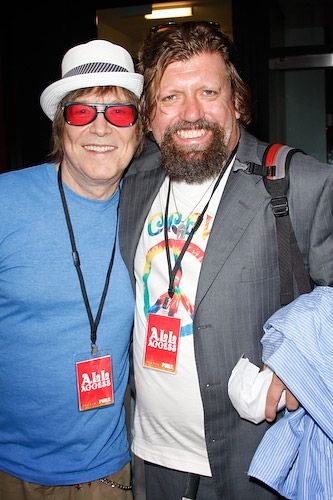 Jim Rado and Oskar Eustis