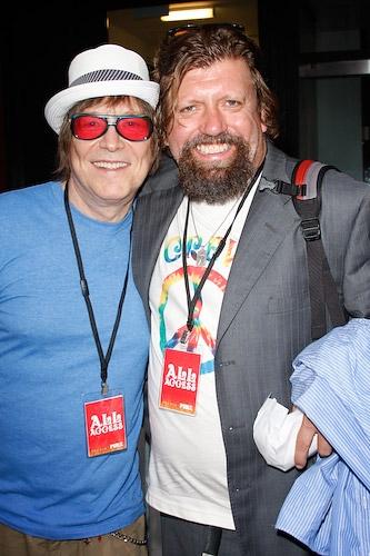 Jim Rado and Oskar Eustis