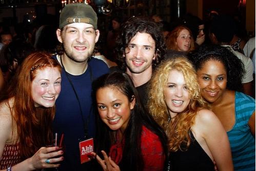 Allison Case, Andrew Kober, Kaitlin Kiyan, Paris Remillard, Kacie Sheik and Nicole Lewis