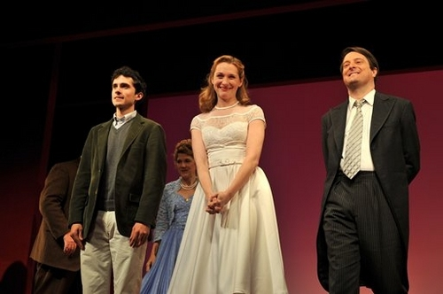 Kate Jennings Grant, Charles Socarides and Christopher Evan Welch