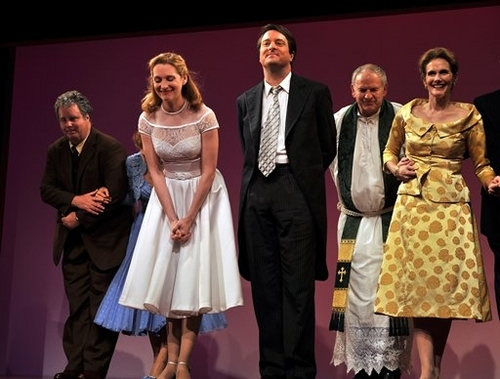 Julie Hagerty,Kate Jennings Grant, Adam LeFevre, Terry Beaver, and Christopher Evan W Photo