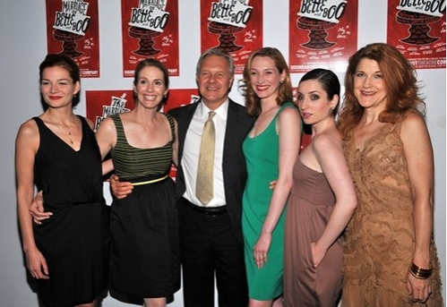 Heather Burns,Julie Hagerty, Walter Bobbie,Kate Jennings Grant, Zoe Lister, and Photo