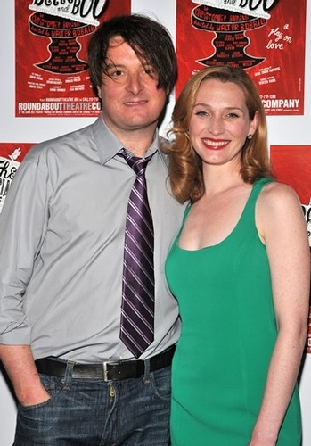 Christopher Evan Welch and Kate Jennings Grant Photo