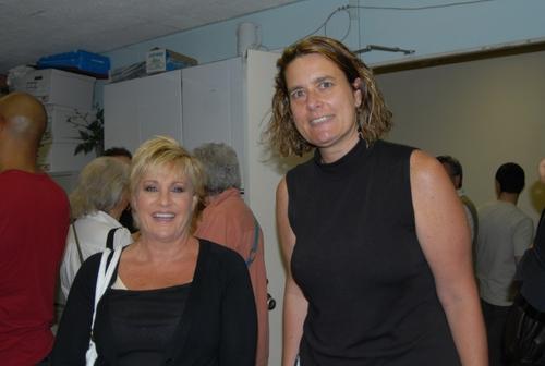 Lorna Luft and Adrienne Onofri (BroadwayWorld.com)
