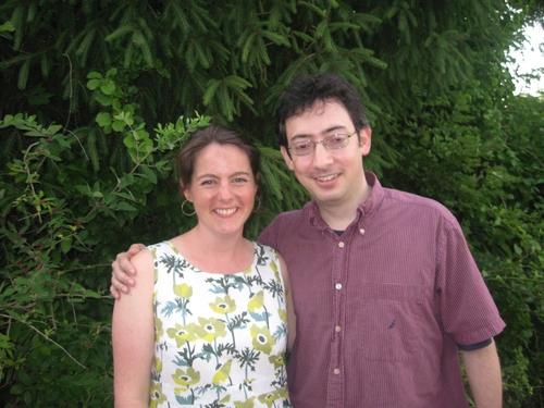 Abigail Anderson (Director), David Brandenburg ( Artistic Director of The Hamptons Sh Photo