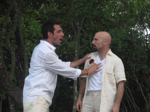 Photo Coverage: Hamptons Shakespeare Festival Presents 'Food of Love'