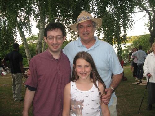 David Brandenburg Artistic Director of The Hamptons Shakespeare Festival, Stewart F.  Photo