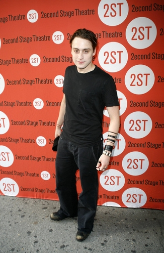 Kieran Culkin  at Some Americans Abroad Arrivals