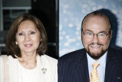 James Lipton and wife